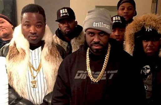 Troy Ave & BSB Records Freestyle On Funk Flex (Video)