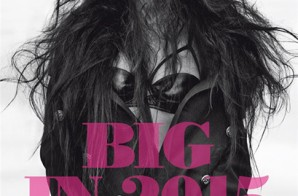 Ciara Covers L'Uomo Vogue (Photos)