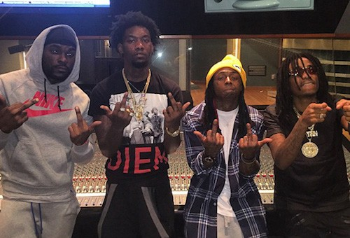 Migos Previews 'Fantastic' Ft. Lil Wayne (Video)