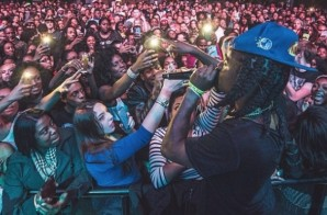 Wale Kicks Off His 'Simply Nothing' Tour At The Fillmore In Silver Spring, MD! (Video)