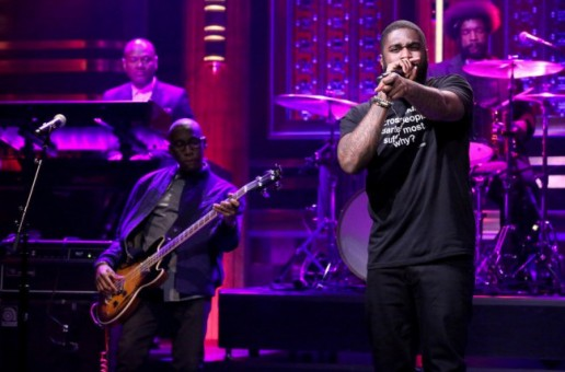 "Big K.R.I.T. Appears On ""The Tonight Show"" To Perform New Collab 'Soul Food' With Raphael Saadiq"