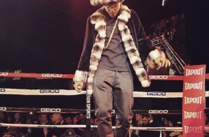 """Fabolous Performs """"Lituation"""" At Roc Nation's Throne Boxing Match (Video)"""