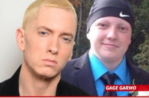 Eminem Grants The Wish Of Gage Garmo, A Terminally Ill Fan Who's Only Wish Was To Meet Him