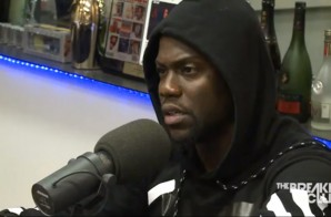 Kevin Hart Stops By The Breakfast Club (Video)