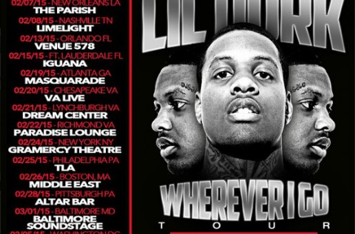 "Lil Durk Announced ""Everywhere I Go"" Tour Dates"