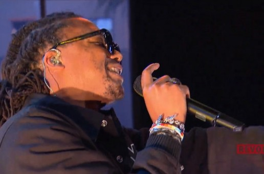 Lupe Fiasco – Deliver (Live On Revolt Live) (Video)