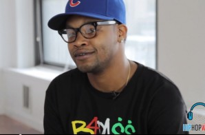BJ The Chicago Kid Talks Performing On Jimmy Fallon, Working With Jill Scott, & More With HipHopWired (Video)