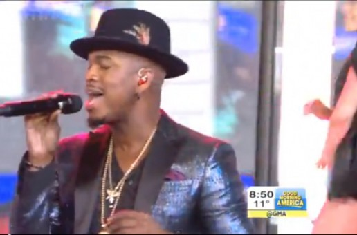 "Ne-Yo & Juicy J Perform Their Hit Single ""She Knows"" On Good Morning America (Video)"
