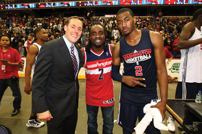 Wizard Of DC: Wale Hopes To Design New Uniforms For The Washington Wizards With Help From Kanye West