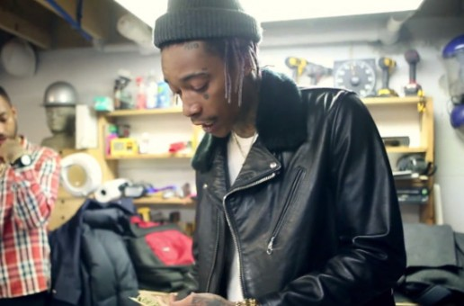 Behind The Scenes: Wiz Khalifa – So High/Mo Money (Video)