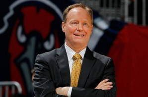 Atlanta Hawks Head Coach Mike Budenholzer Will Coach The 2015 NBA Eastern Conference All-Stars
