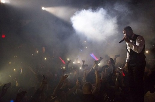 Drake Performs In Las Vegas For New Year's Eve (Video)