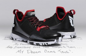 "Adidas Launches Damian Lillard's Signature Shoe The ""D Lillard 1″ (Photos)"