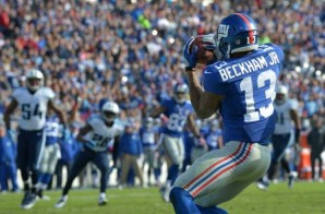 Young OG: Giants Rookie WR Odell Beckham Jr. Will Replace Calvin Johnson In The 2015 NFL Pro Bowl