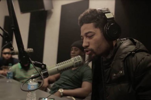 PnB Rock – DJ Cosmic Kev Come Up Show Freestyle (Video)