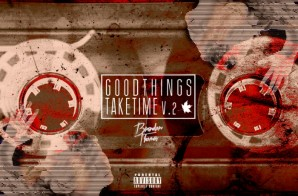 Brandon Thomas Releases His Highly Anticipated 'Good Things Take Time: V.2′ Project!