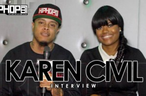 "Karen Civil Talks Her ""Live Civil Tour"", Success As A Woman In Entertainment, Funk Flex's ""Life & Times"" Rant & More With HHS1987 (Video)"