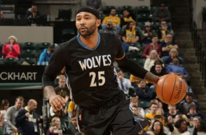 Mo Williams Scored A Minnesota Timberwolves Franchise & Career-high 52 Points Against The Indiana Pacers (Video)