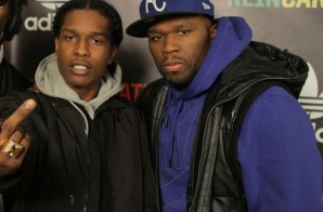 50 Cent Blasts A$AP Rocky For Sending DMs To His Ex