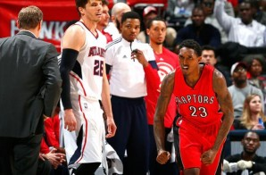 Black Hawks Down: Toronto Raptors Star Lou Williams Torches His Former Team For 26 Points & A Big Victory