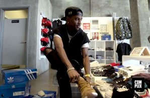 Big Sean Goes Sneaker Shopping With Complex (Video)