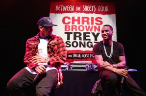 "Chris Brown Completes Community Service, ""Between The Sheets"" Tour Can Begin"