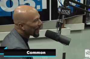 Common Talks to Angie Martinez!