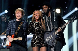 "Beyoncé, Ed Sheeran & Gary Clark Jr. Tribute Stevie Wonder With ""Higher Ground"" Cover (Video)"