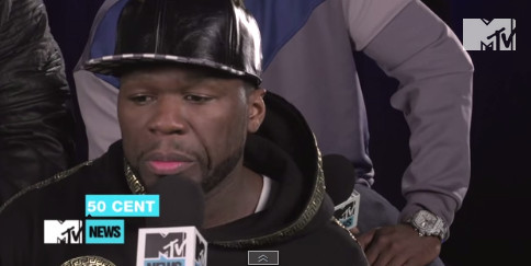 50 Cent Talks Birdman & Lil Wayne on MTV News (Video)