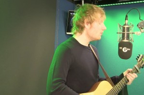 "Ed Sheeran Covers O.T. Genasis' ""CoCo"" (Video)"