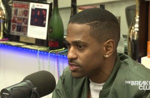 Big Sean Gives Us Insight On His Album, Skipping College, Dating Ariana Grande And More On The Breakfast Club (Video)