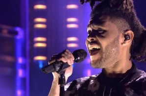 The Weeknd Performs 'Earned It' On Jimmy Fallon (Video)
