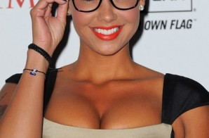 """Amber Rose Gets Book Deal For """"How To Be A Bad B*tch!"""""""