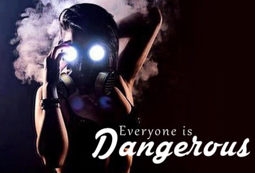 Cypher Clique – Everyone Is Dangerous (Mixtape)