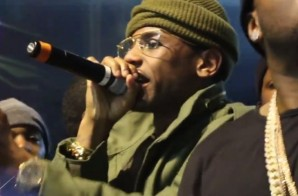 Fabolous, Nicki Minaj, T.I., Jeezy And More Perform At Webster Hall (Video)