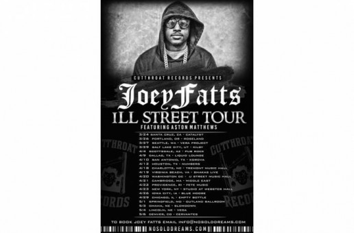 Joey Fatts Going On His Own Nationwide Tour