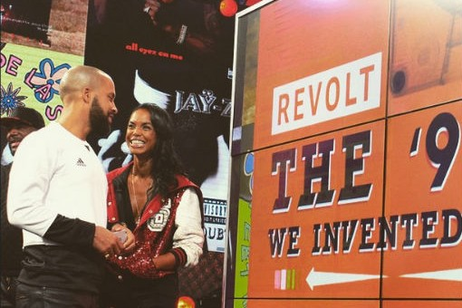 Diddy's Ex Kim Porter Lands Her Own Revolt TV Special!