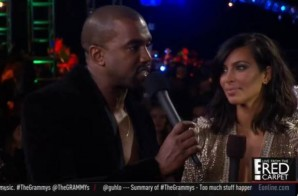 Kanye West Epic Post Grammy Award Show Rant Regarding Beck Win Over Beyonce (Video)