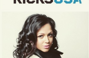 Mina SayWhat Signs A One Year Deal With Kicks USA To Become Their Female Ambassador