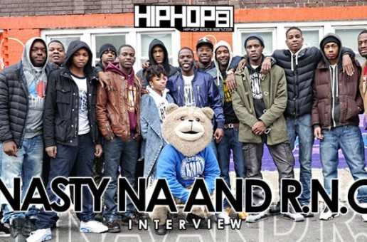 Nasty Na Introduces Us To His RNO Movement, Cuzin Ted, Clothing Line, New Mixtape & More (Video)