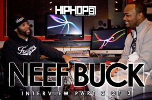 Neef Buck Talks Beanie Sigel Health Update, State Property 3 Movie Plans, & More (Part 2) (Video)