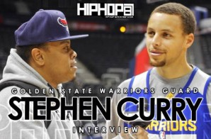 Stephen Curry Talks The 2015 Three Point Contest, Thoughts On Winning The NBA MVP Trophy & NBA Title (Video)