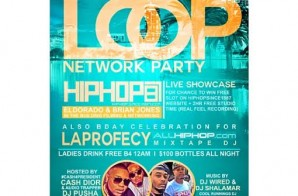 "Meet HHS1987's Eldorado & Brian Da Director Tonight In Orlando, FL At Sapphire Room For The ""In The Loop"" Networking Mixer"