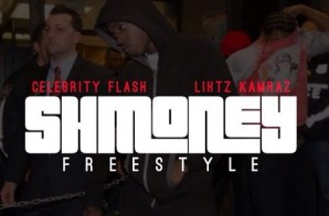 "Celebrity Previews His Upcoming ""Shmoney Freestyle"" With Lihtz Kamraz (Video)"