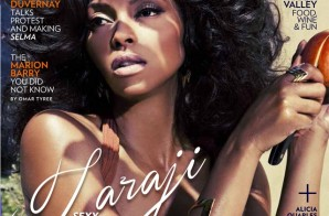 """Taraji P. Henson Gives Us Her Perspective On Her Role In """"Empire"""", Stereotypes, & More In Interview With Uptown Magazine"""