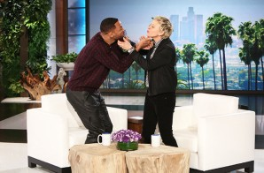 """Will Smith Raps The Intro Theme Song To """"The Fresh Prince Of Bel-Air"""" On The Ellen Degeneres Show (Video)"""
