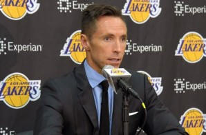 It's Over Now: Los Angeles Lakers Guard Steve Nash Officially Retires From The NBA
