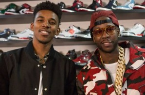 2 Chainz & Nick Young Go Shopping For Ultra-Rare Sneakers (Video)