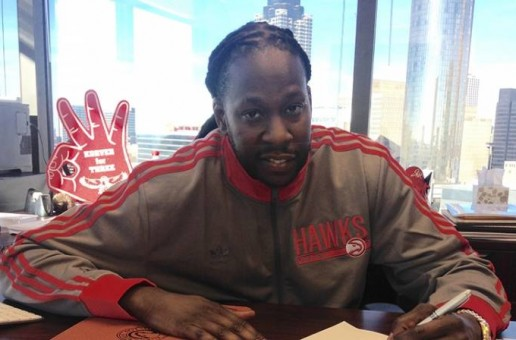 Tru To ATL: 2 Chainz Takes Over As The Atlanta Hawks CEO (Video)