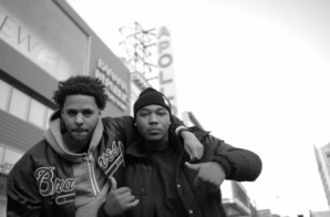 Cozz – Knock Tha Hustle (Remix) Ft. J. Cole (Video)